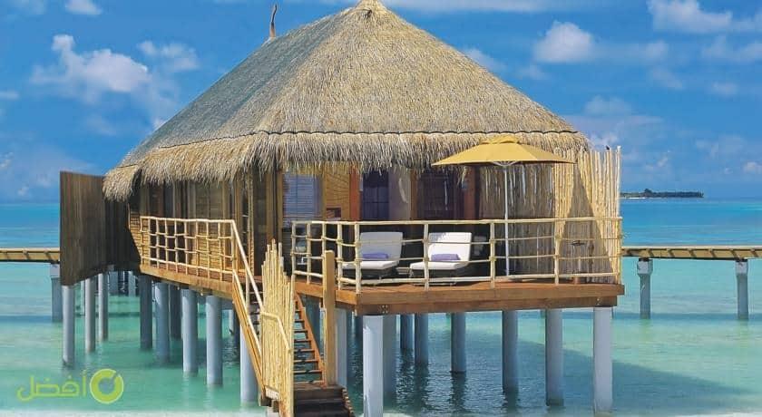 كونستانس موفيسي منتجعات المالديف مسبح خاص
