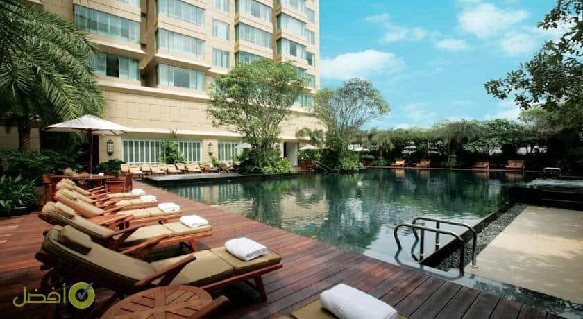 فندق جراند سنتر بوينت راتشادامري في بانكوك