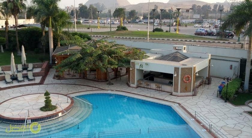 فندق ميركيور سفينكس القاهرة