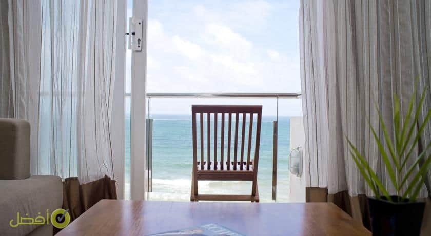 أوشن إيدج سويتس Ocean Edge Suites & Hotel Colombo