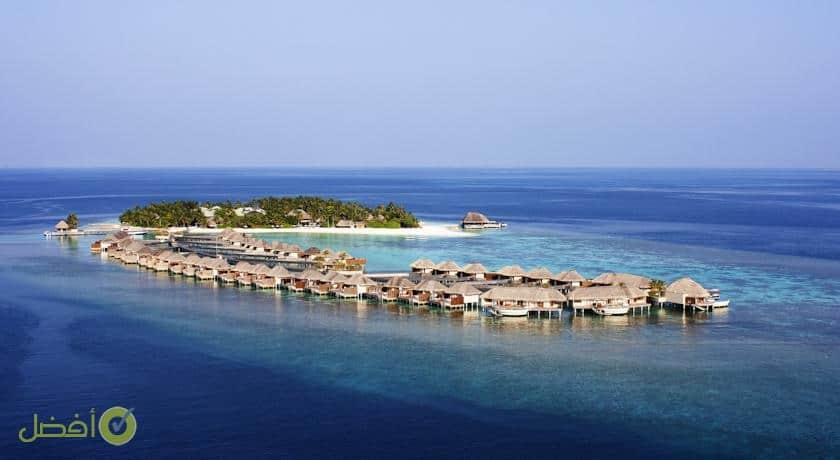 دابليو مالديفز افضل فنادق المالديف خصوصية