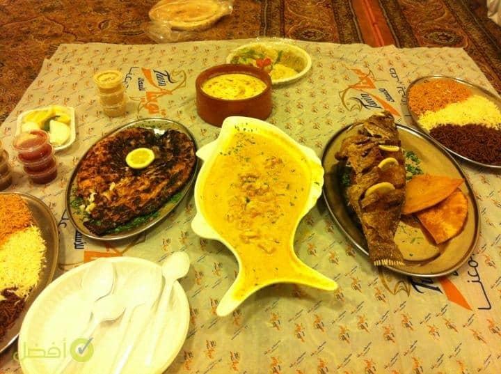 مطعم توينا من افضل المطاعم البحرية في جدة