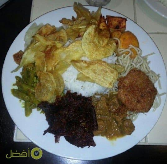 مطعم جاوي زمان