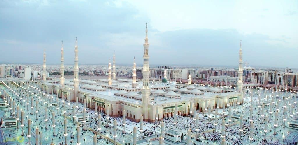 اهم الاماكن السياحية في المدينة المنورة المسجد النبوي
