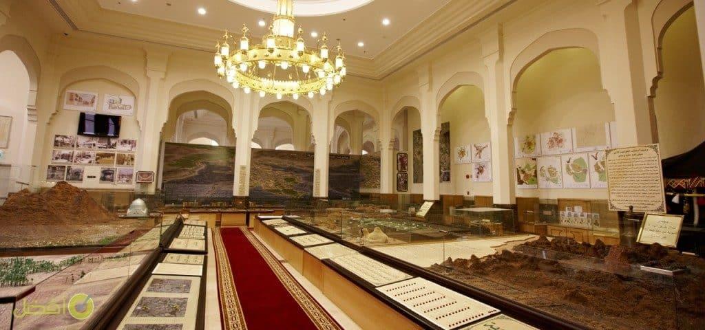 متحف دار المدينة الاثري من الاماكن السياحية في المدينة المنورة