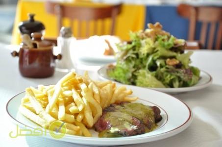 لا ريليه دي لي إنتركوت Le Relais de l'Entrecôte مطعم انتركوت الرياض التحلية