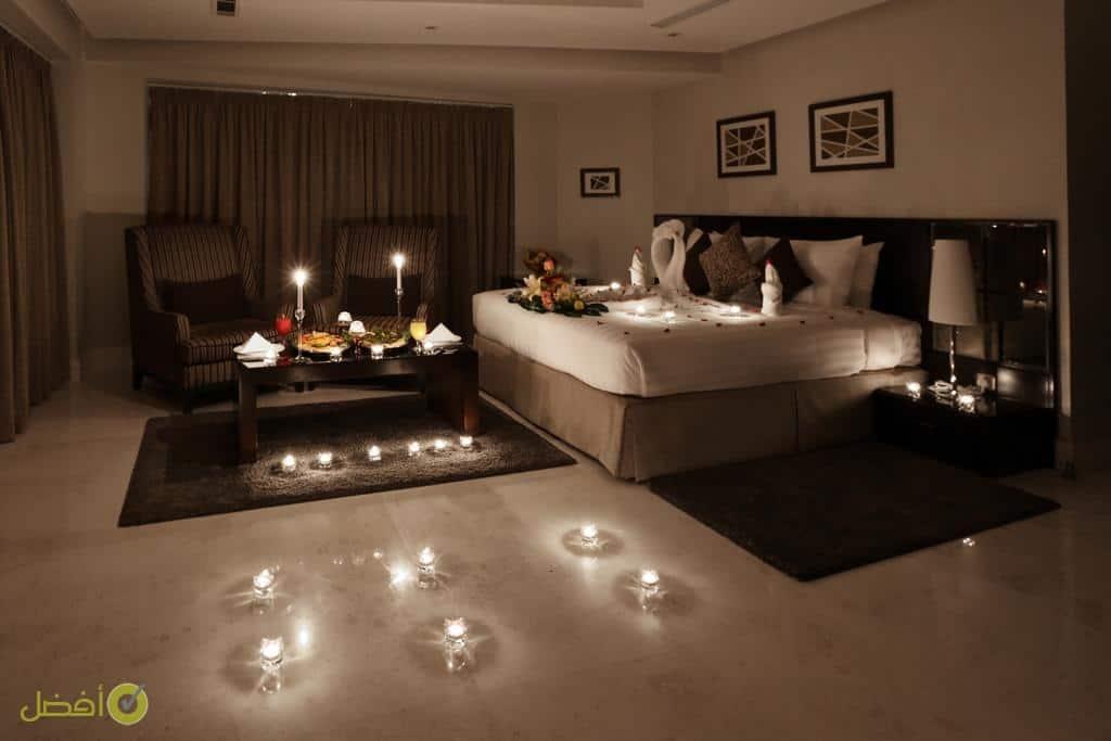أجنحة أسوار العليا أحد أفضل 15 شقة فندقية في مدينة الخبر