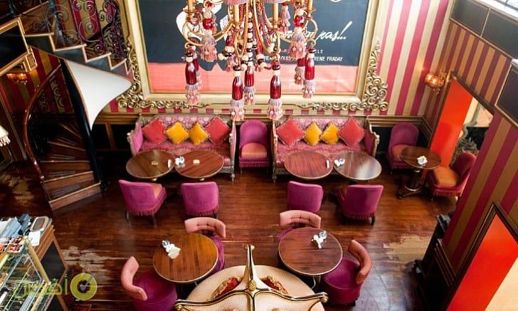 ليلو كافيه Café Lilou من افضل مطاعم البحرين لفطور رمضان