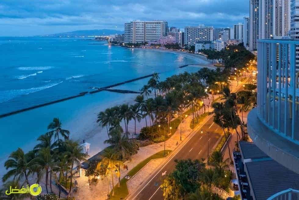 هونولولو (جزر هاواي )