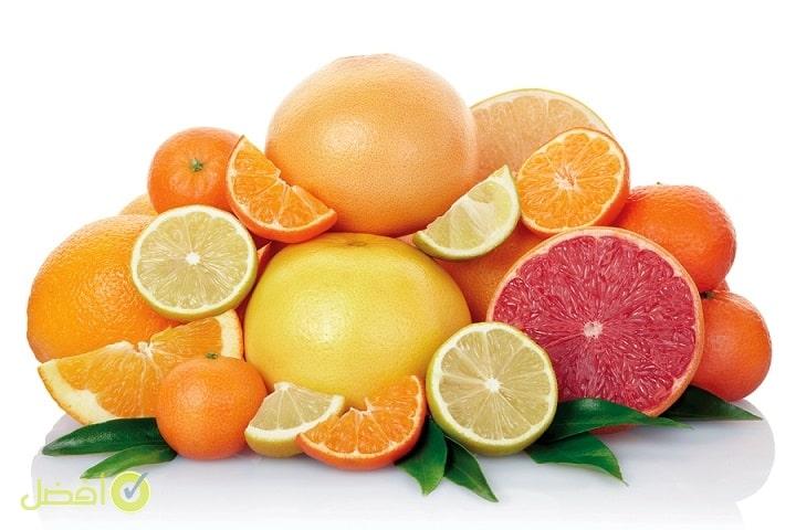 الفواكه والحمضيات افضل غذاء للحامل في الشهر الرابع