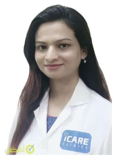 د. نيتو شودري طبيبة أمراض جلدية في دبي