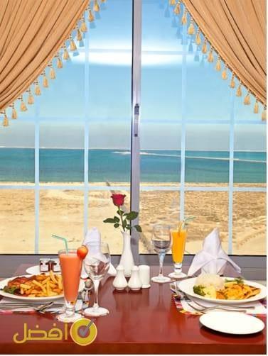 فندق كورال الجبيل فنادق في الجبيل مطلة على البحر