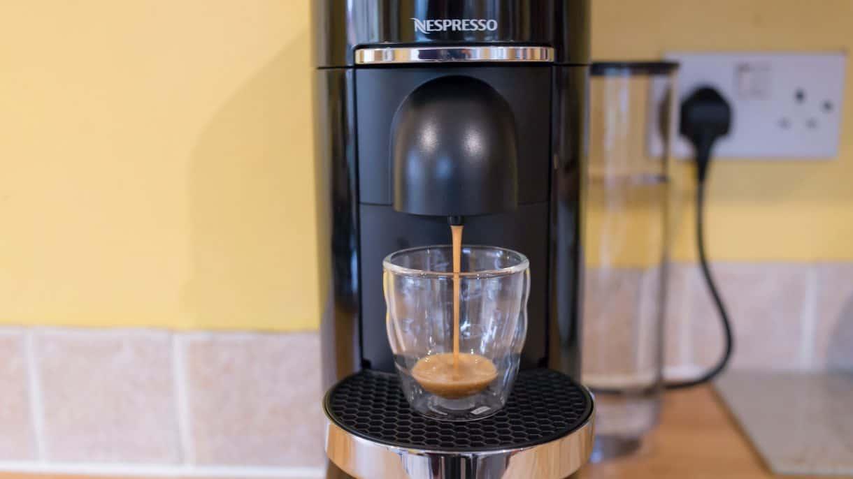 ماكينة قهوة أمريكانو نسبريسو