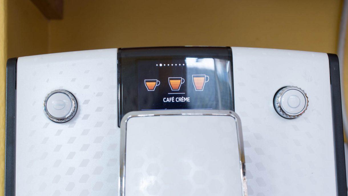 ماكينة نينوفا روماتيكا للقهوة Nivona CafeRomatica 778