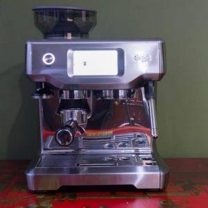 ماكينة سيج باريستا