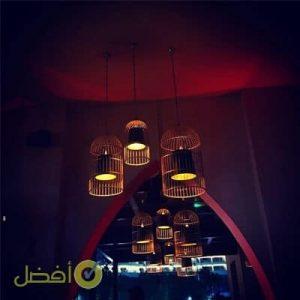 مطعم كارما كافيه في دبي من المطاعم الرومنسية بدبي