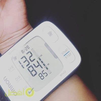 جهاز BP652 7 Omron – أفضل جهاز قياس الضغط في المعصم