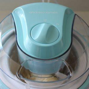 صانعة الأيس كريم جهاز أندرو جيمس Andrew James Ice Cream Maker