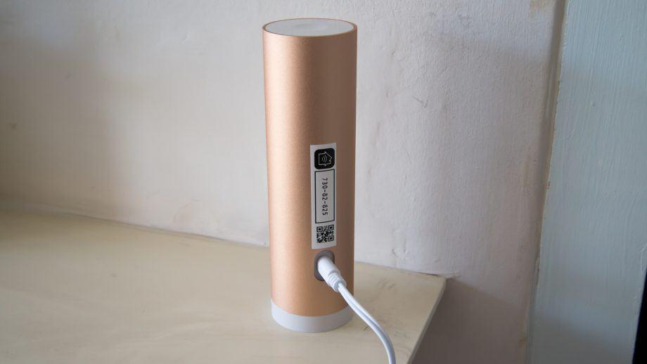 جهاز متابعة نقاوة الهواء في المنزل