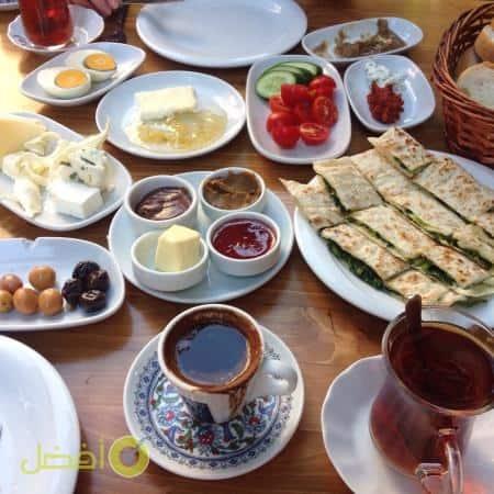 مطعم كوك بوكcookbook اجمل افطار في اسطنبول