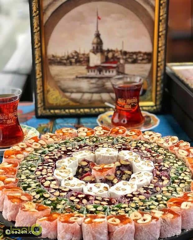 حافظ مصطفى في اسطنبول