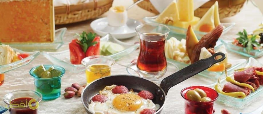 Van Kahvalt Evi مطعم