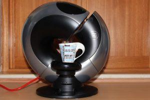 ماكينة نسكافيه دولتشي غوستو لصنع القهوة