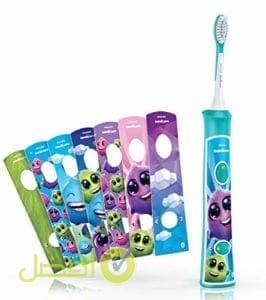 فرشاة فيليبس سوني كير الإلكترونية للأطفال افضل فرشاة أسنان إلكترونية للأطفال