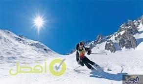 وادي سكوا في كاليفورنيا من أفضل منتجعات التزلج على الثلج