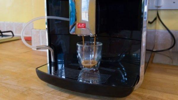 ماكينة ميليتا كافيو باريستا للقهوة Melitta Caffeo