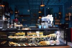 قهوة زرقاء في اسطنبول