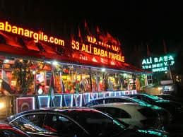 شيشه علي بابا اسطنبول Ali Baba Nargile