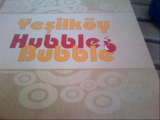 هابلي ببلي Hubble Bubble اسطنبول سوق الاراجيل في اسطنبول