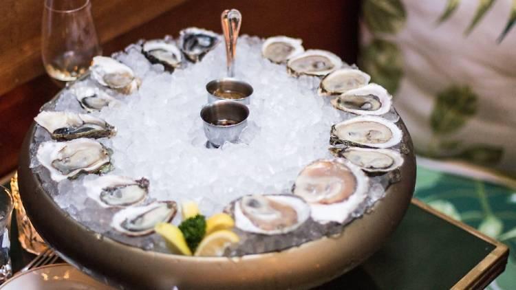 Leo's Oyster Bar افضل مطعم مأكولات بحرية في سان فرانسيسكو