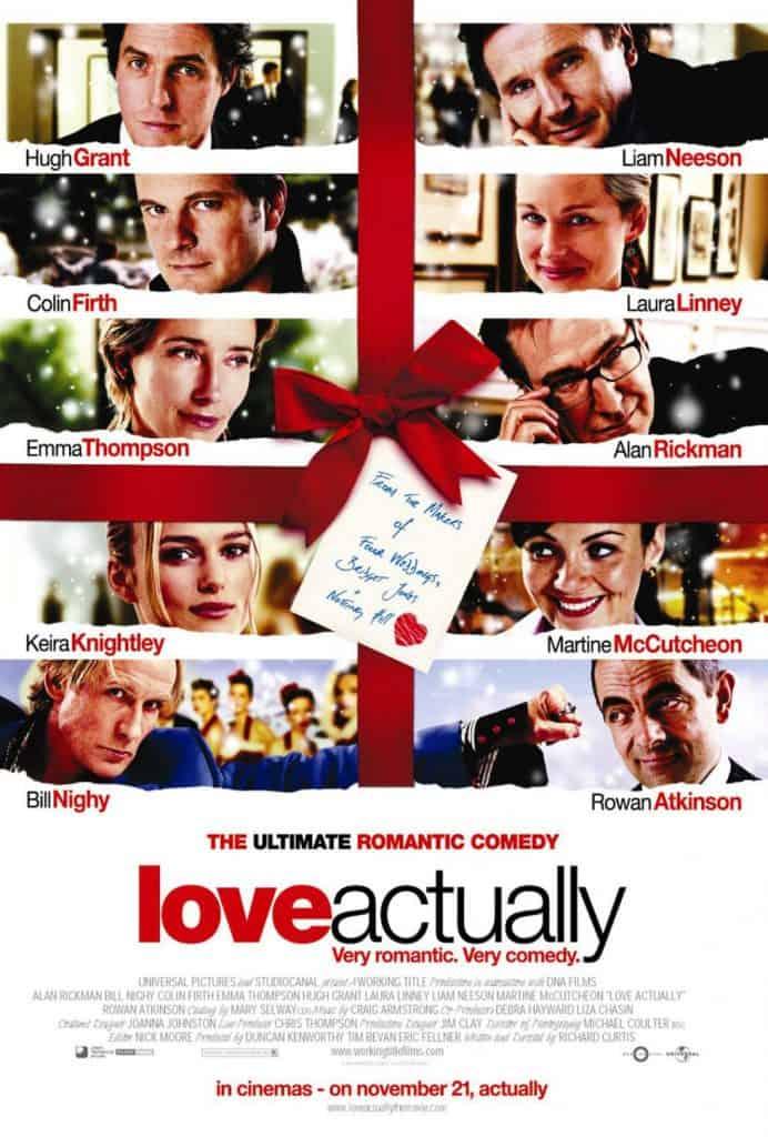 فيلم الحب الحقيقي Love, Actually 2003