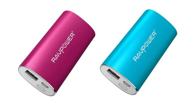 راف باور RAVPower 6,700mAh portable charger افضل باور بانك في العالم