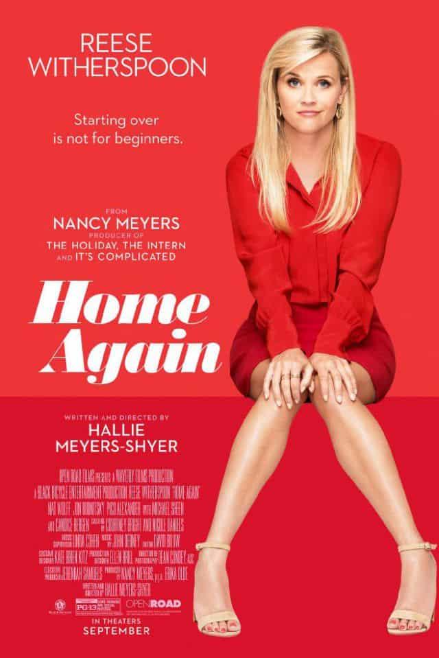 فيلم البيت مرة ثانية Home Again 2017