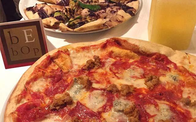 بيتزا Be Bop من افضل مطاعم البيتزا الايطالية في ميلانو