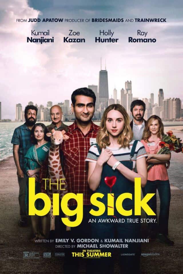 فيلم ذا بيج سيك The Big Sick 2017
