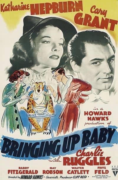 فيلم Bringing Up Baby 1938