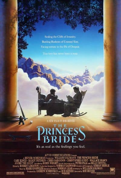 فيلم الأميرة العروس The Princess Bride 1987