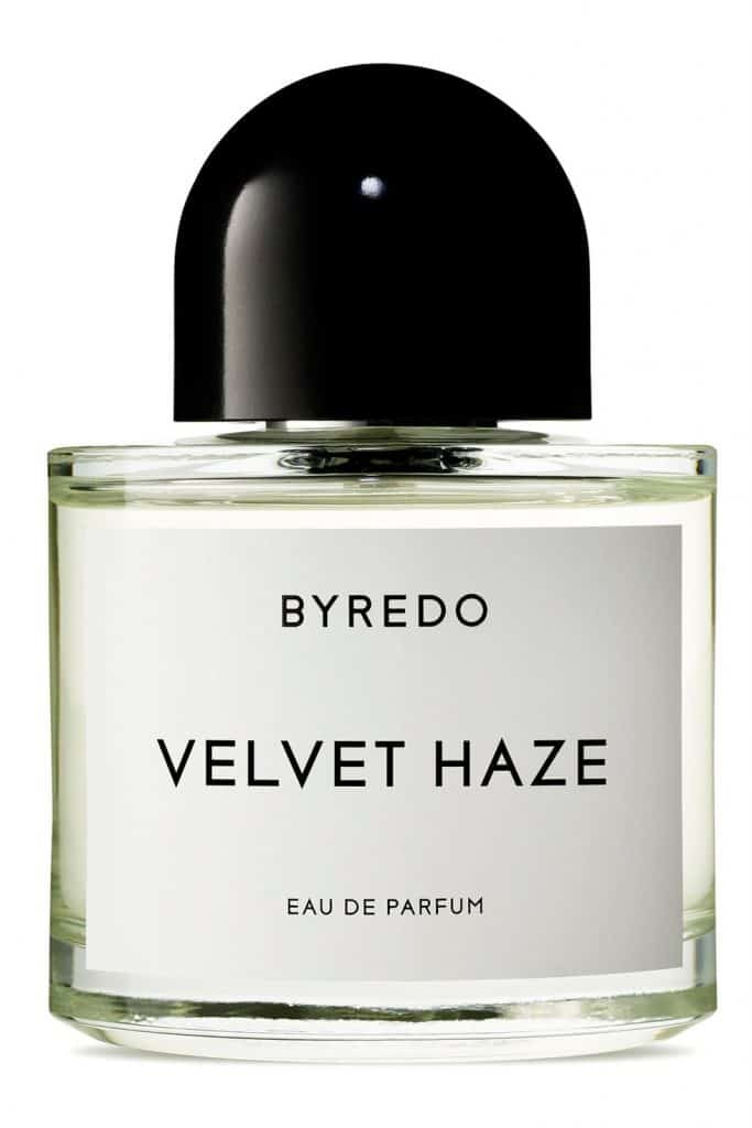 فولفيت هيز Byredo Velvet Haze