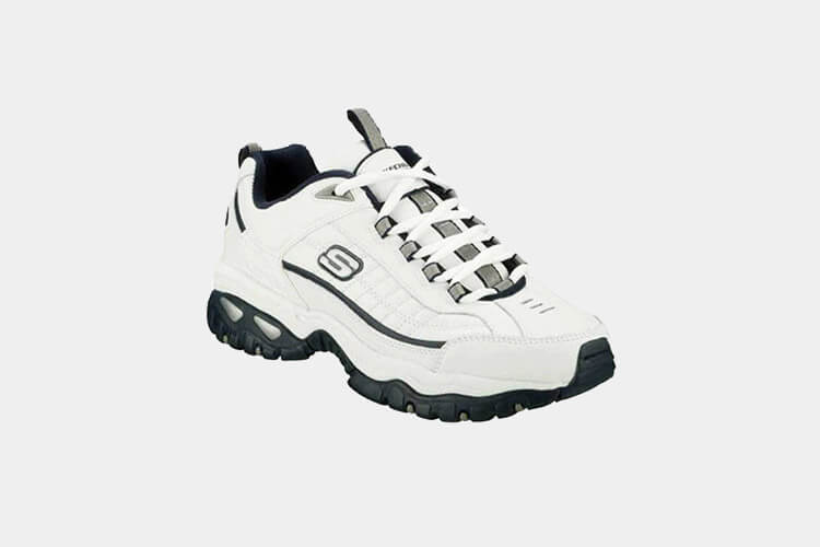 ريبرنت من سكتشر Reprint Lace-Up Sneaker Skechers Sport Men's افضل حذاء للمشي الطويل