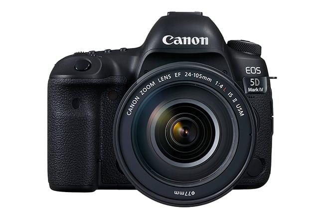كانون Canon EOS 5D Mark IV افضل كاميرا كانون احترافية
