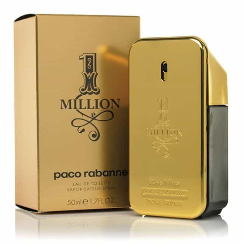 باكو رابان 1 مليون Paco Rabanne 1 Million EDT Spray