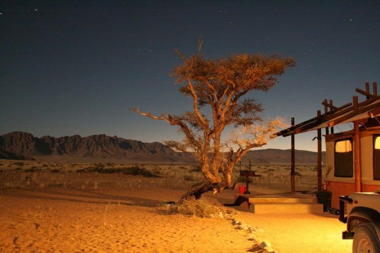 الهجرة إلى نامبيا