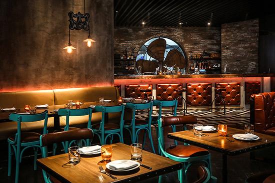 مطعم كاتش دبي