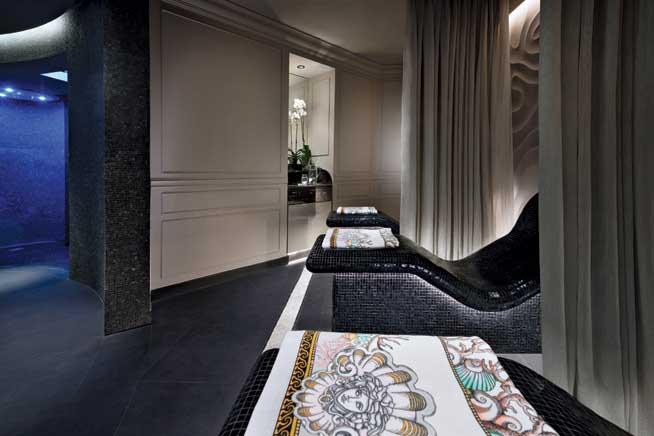فندق بالازو فيرساتشي  The Palazzo Versace