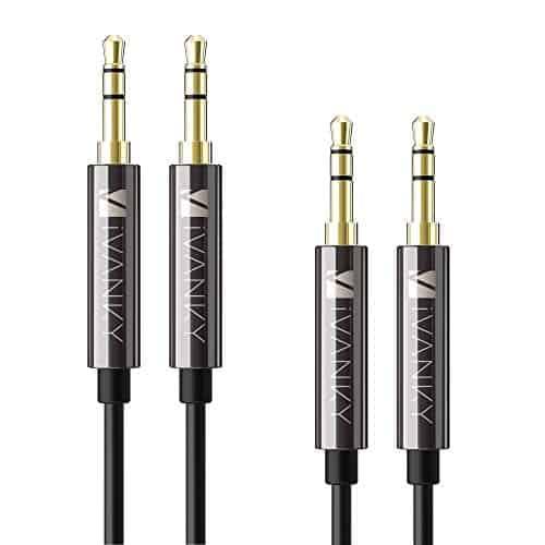 إيفانكي Ivanky Aux Cable, 4ft