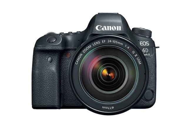 كانون Canon EOS 6D Mark II افضل نوع كاميرا كانون احترافيه